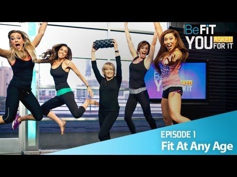 fit at any age you asked for it live w cassey ho