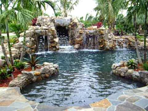 Complete Back Yard Paradise Designed By Tim Bowman Visit Www - Backyard paradise ideas