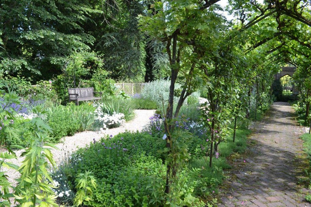 Tudor Physic Garden, Sudeley Castle