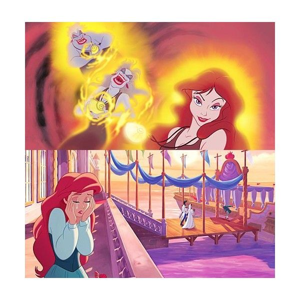 Ariel Lover, disneygoldmine I love this artwork from The