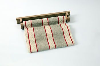 love one of these.    Roller Towel Set