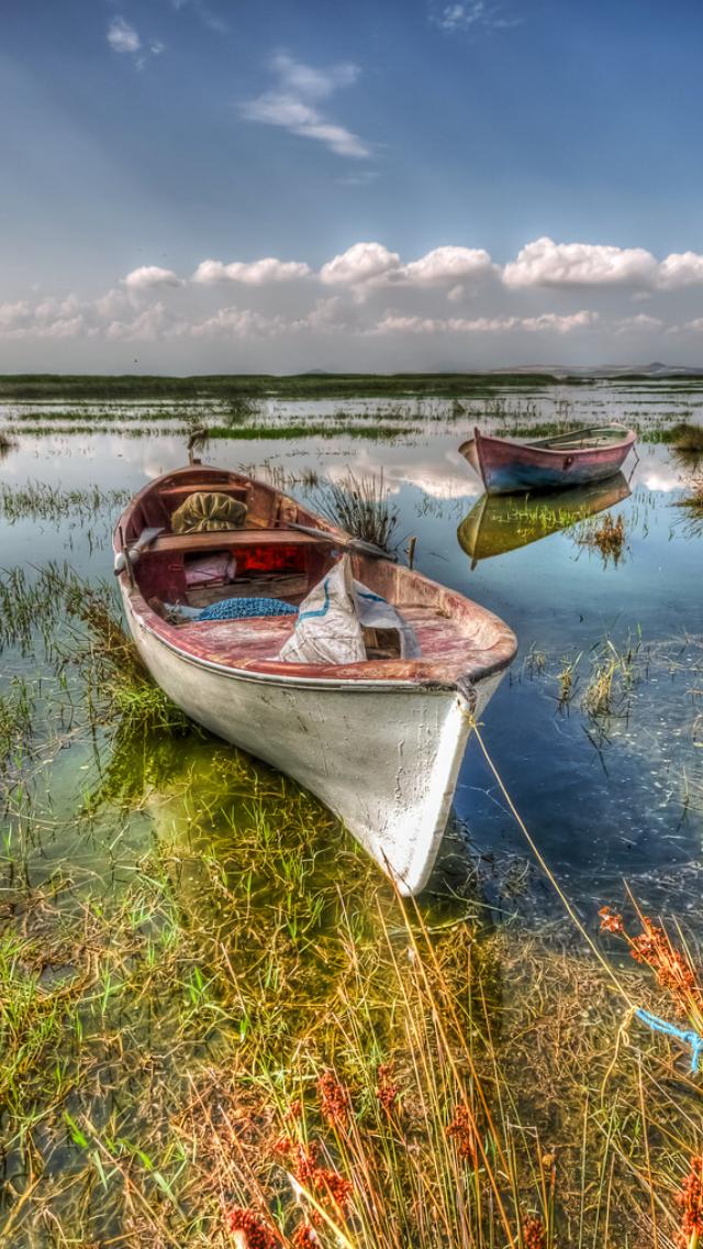 предметных рисунки на лодке фото славу
