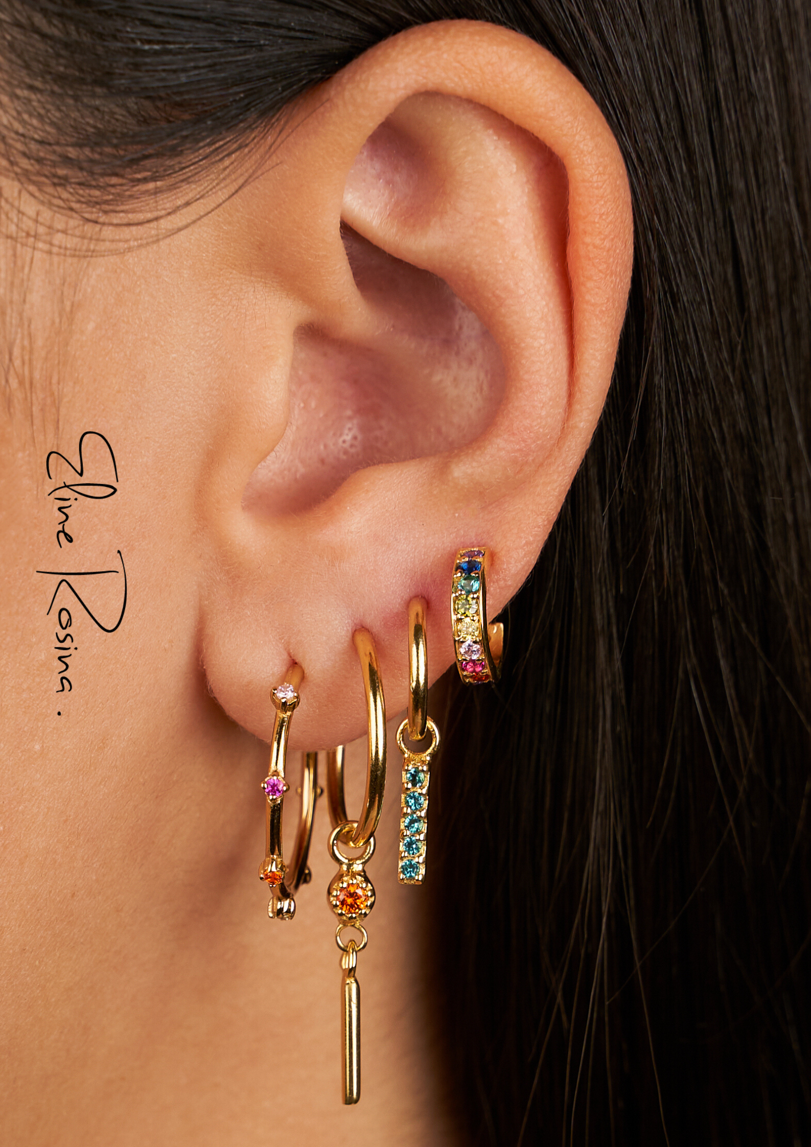 Earspiration | Earparty Inspiratie | Eline Rosina Jewelry
