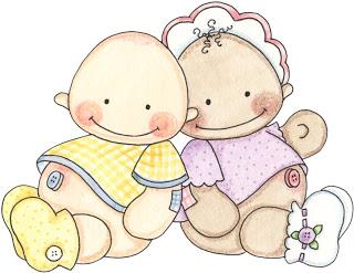 Desenhos de bebê para Pintura e bordados Applique de