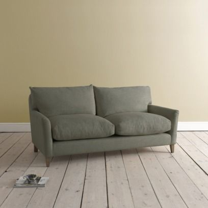 Large Fella In Dove Grey Wool   Sofas | Loaf