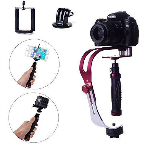 Xcsource Pro Stabilisateur De Poche Video Pour Gopro Dslr Camera Telephone Portable Gopro Hero 3 3 Iphone 6 Apple Accessories Photography Supplies Diy Photo