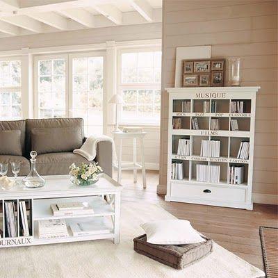 Romantic atmosphere, romantique, ambiance, décoration, design - Meuble Bibliotheque Maison Du Monde