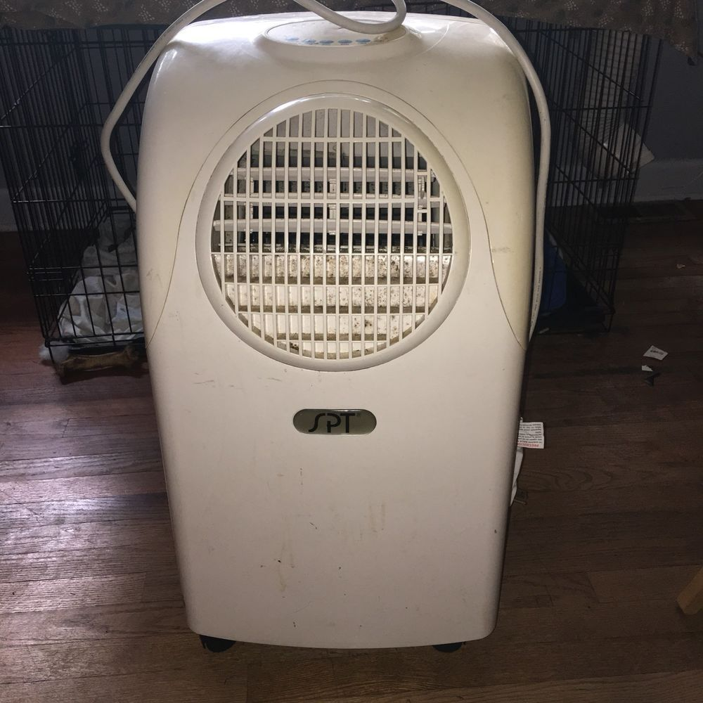 SPT Portable Air Conditioner Not Working For Parts Only