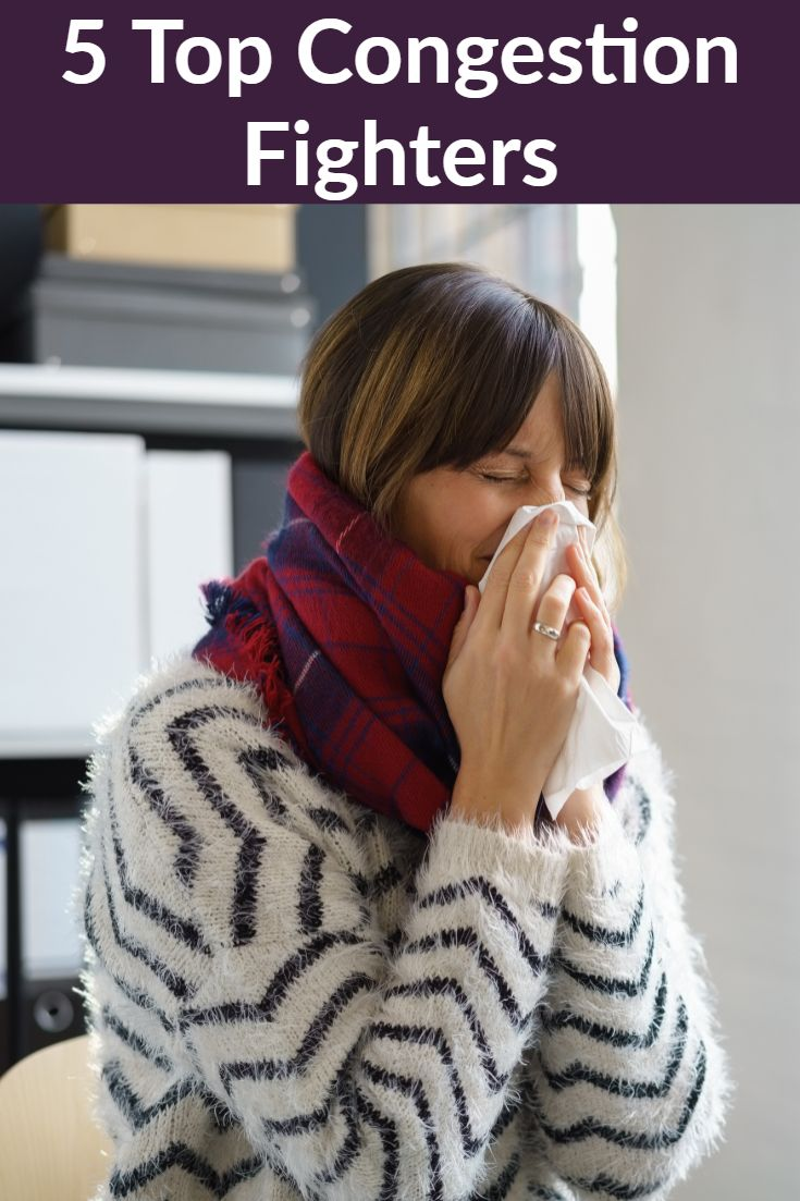 Doityourself ways to get rid of a stuffy nose healthy