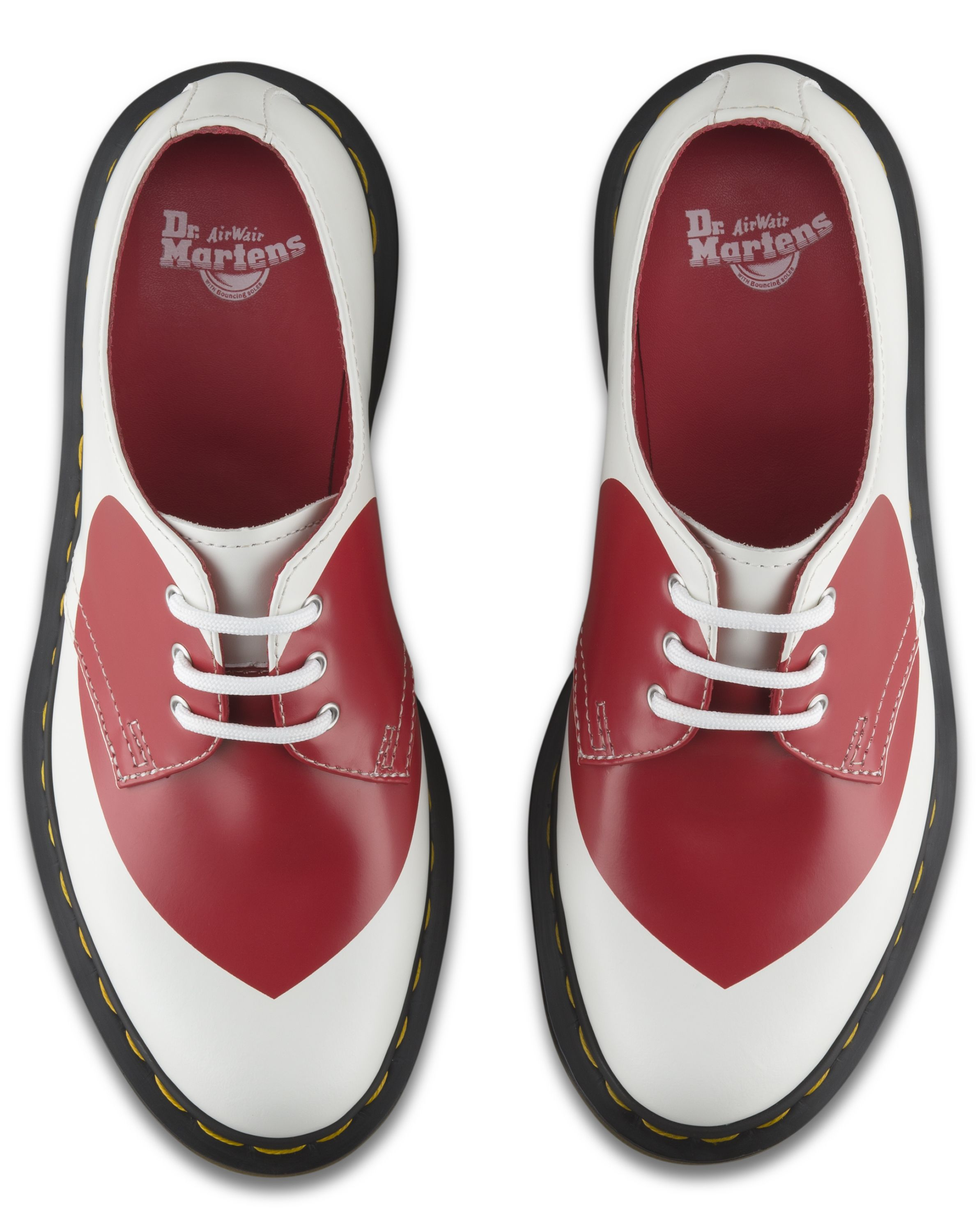 Dr. Martens Celebrates Valentine's Day With Heart Collection
