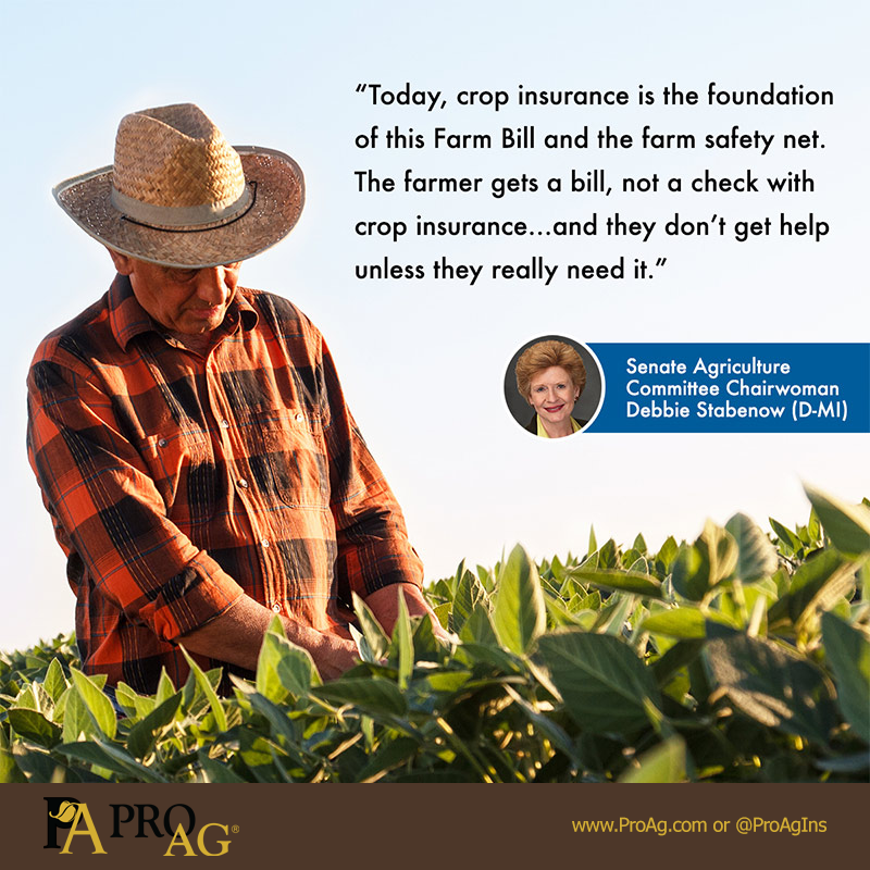 Our Story Crop insurance, Ag quote, Farmer quotes