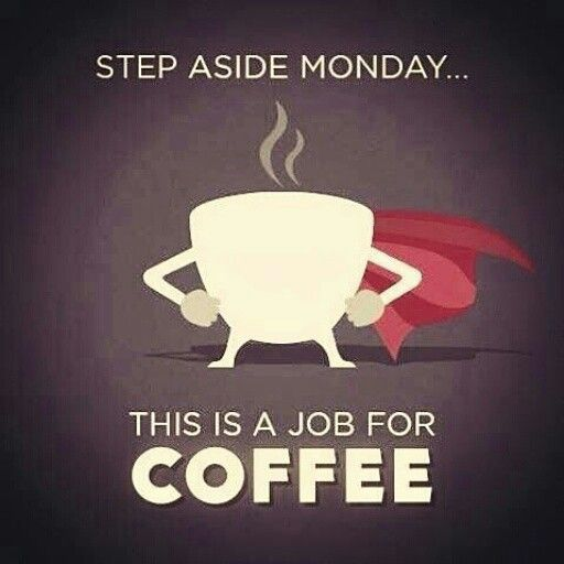 Rise and shine... Let's do this! Happy Monday!