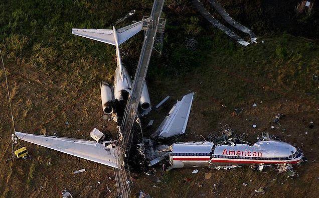 Arkansas 1 June 1999 American Airlines Flight 1420