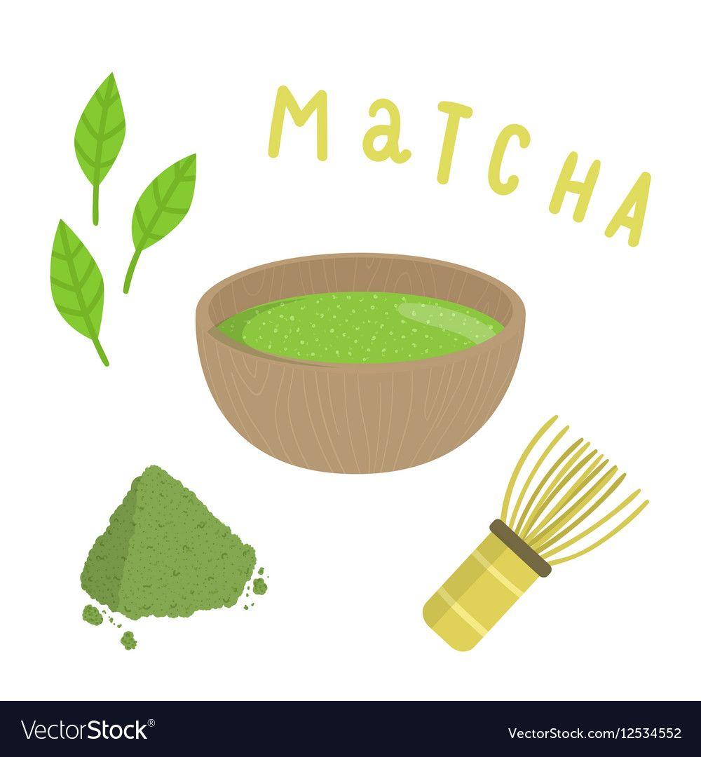 matcha tea image