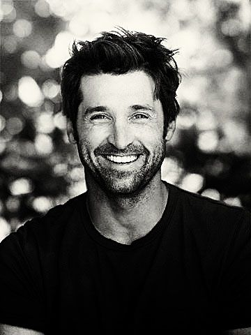 Black And White Greys Anatomy Patrick Dempsey Photography