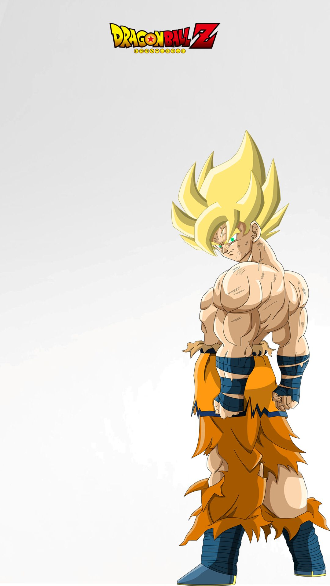 goku ssj iphone 6 wallpaper dragon ball pinterest