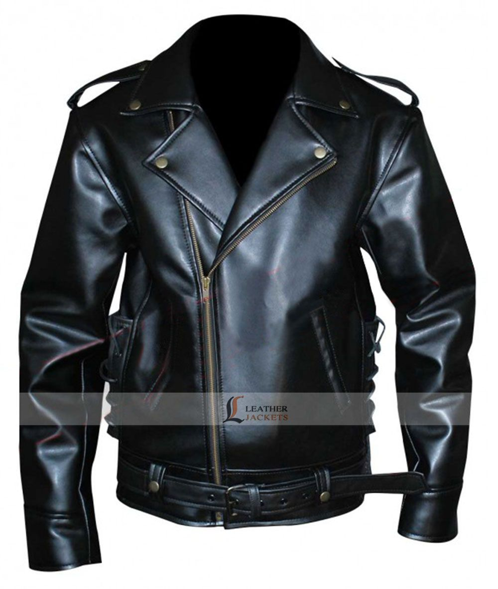 This Is A Johnny Depp Jacket From The Movie Cry Baby You Must Like To Buy It You Can Buy This Amazing Jacket From Leathersjackets Com Anziehsachen Anziehen