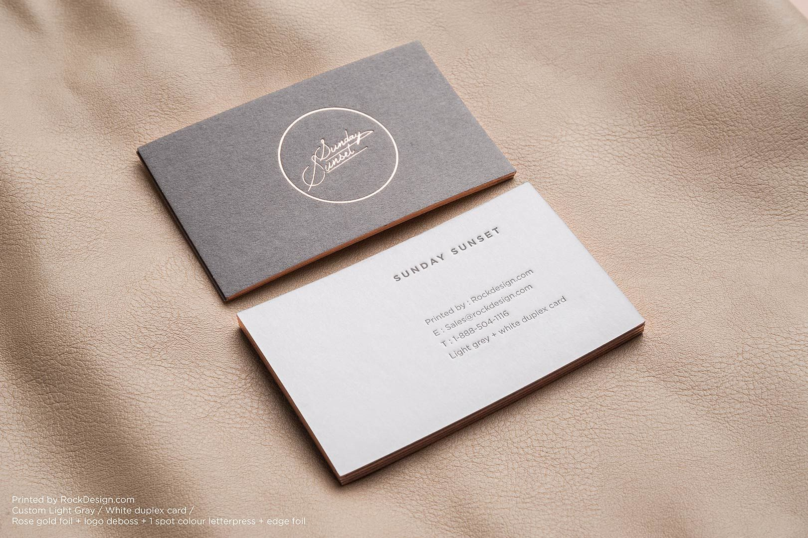 Gray Business Cards Printing Business Cards Business Card Inspiration Luxury Business Cards