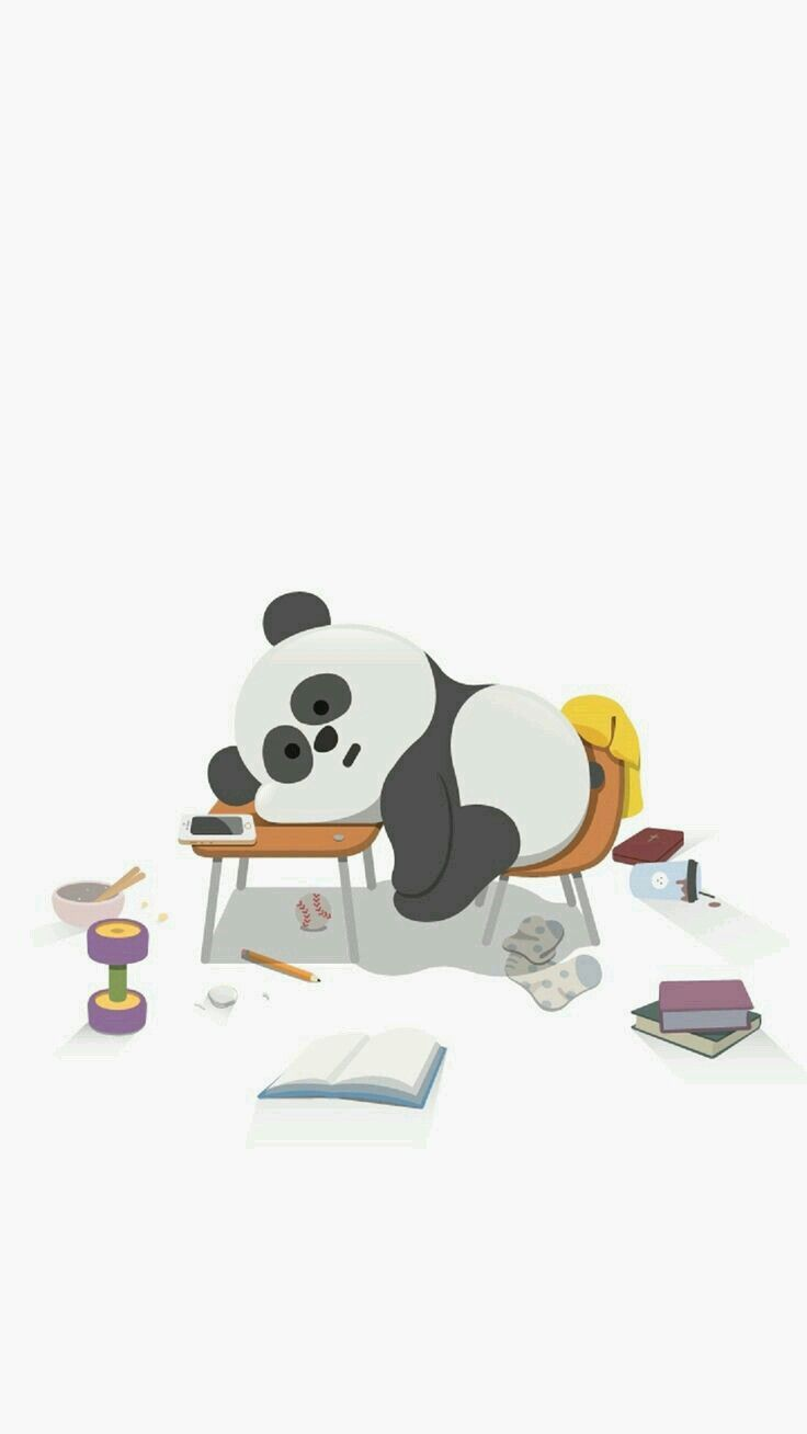 Sleeping Panda Wallpaper Wallpapers For Desktop