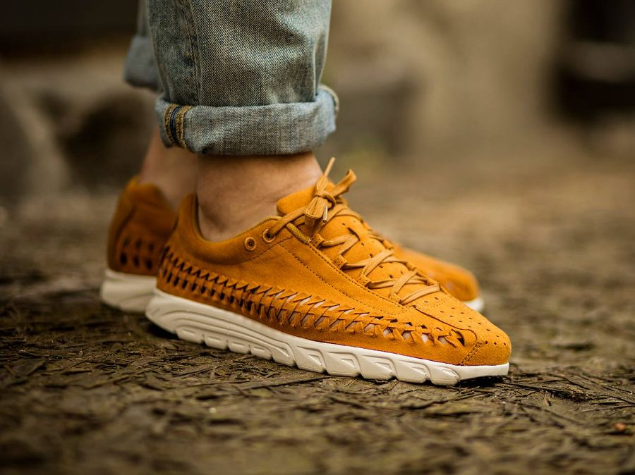 Welcome to the family :-) Nike Mayfly Woven QS Suede