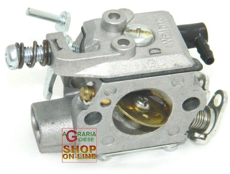 ALPINA CARBURATORE MOTOSEGA P420 ORIGINALE WALBRO WT-899 MS 402/4222009 http://www.decariashop.it/ricambi-per-decespugliatori/257-alpina-carburatore-motosega-p420-originale-walbro-wt-899-ms-402-4222009.html