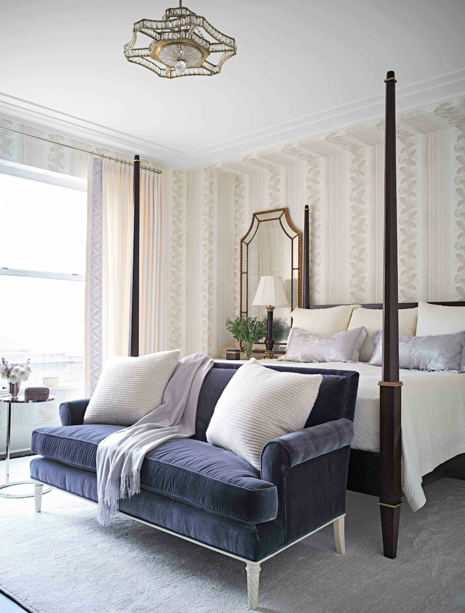 Modern Bedrooms Bedroom decor on a budget, Beautiful