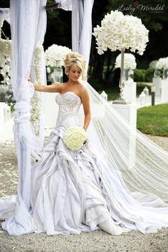 j\'aton the rebecca gown - Google Search   Dresses   Pinterest   Veil ...