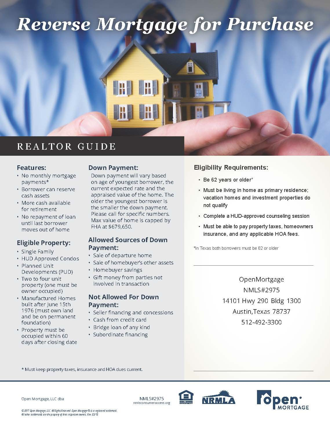 We are willing to work with any realtors ready to get into ...