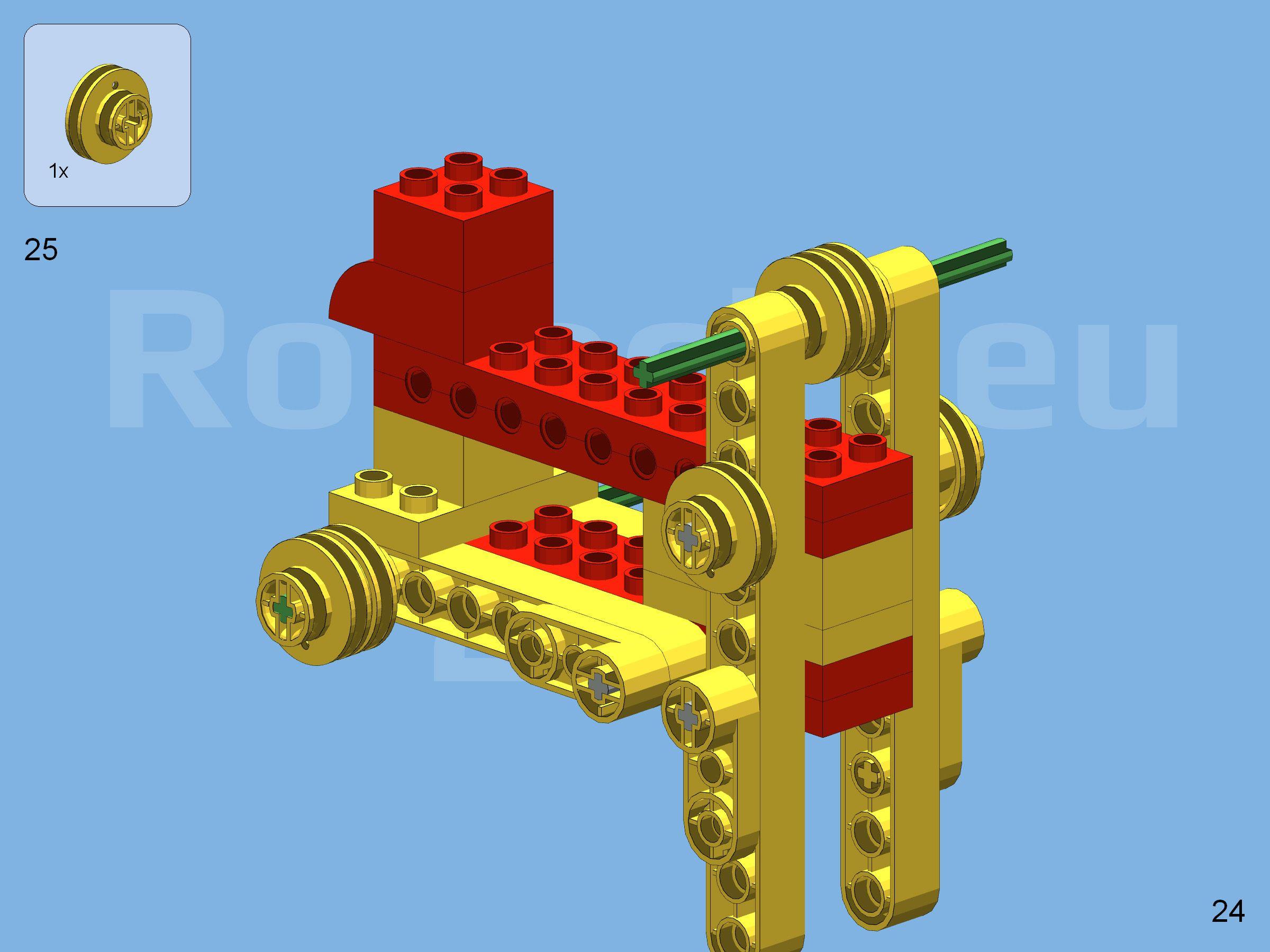 LEGO Duplo Early Simple Machines Bike | Robocik.eu