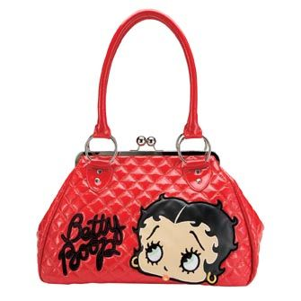2579a7364eb8 Betty Boop Big Red Bag. womens fendi purses collection clearance hotsaleclan  com Designer Handbags Online