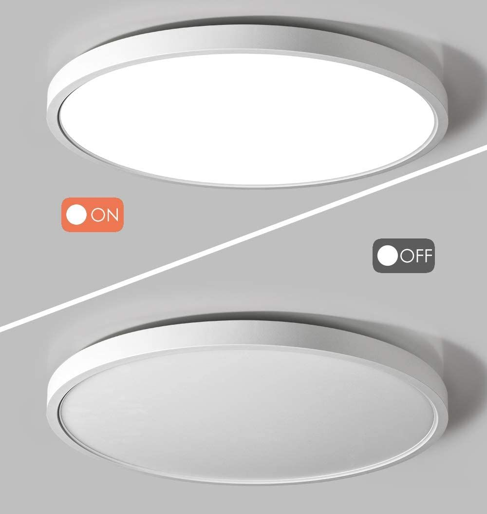 Price 32 98 Best Taloya Flush Mount 12 Inch Ceiling Light In 2020 Led Ceiling Light Fixtures Ceiling Lights Led Surface Mount Light