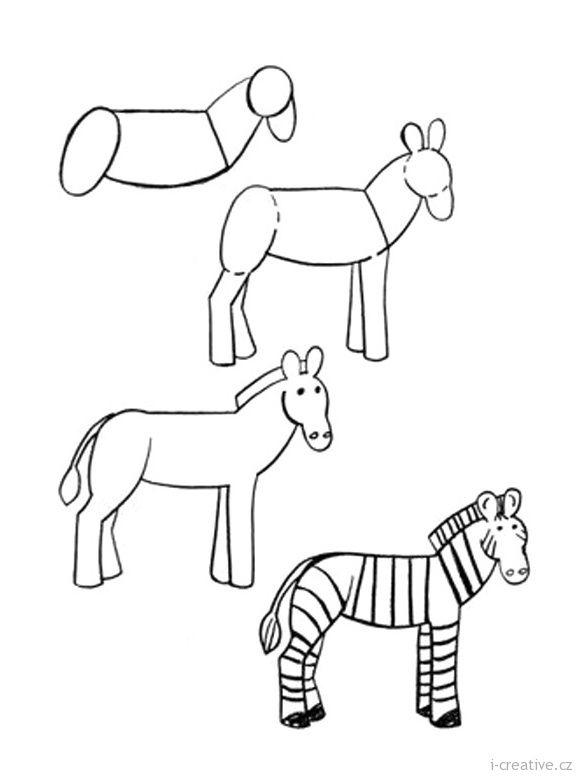 Naucte Se Kreslit Zvirata I Creative Cz Inspirace Navody A