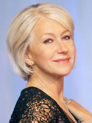 Mature Women Hairstyles on Pinterest | Short Layered Haircuts, Short ...