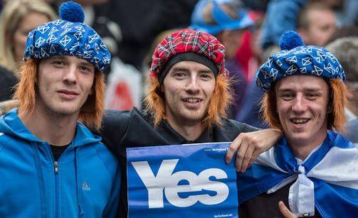 IL paikalla: Skotlannin vaalien voittajat ja häviäjät