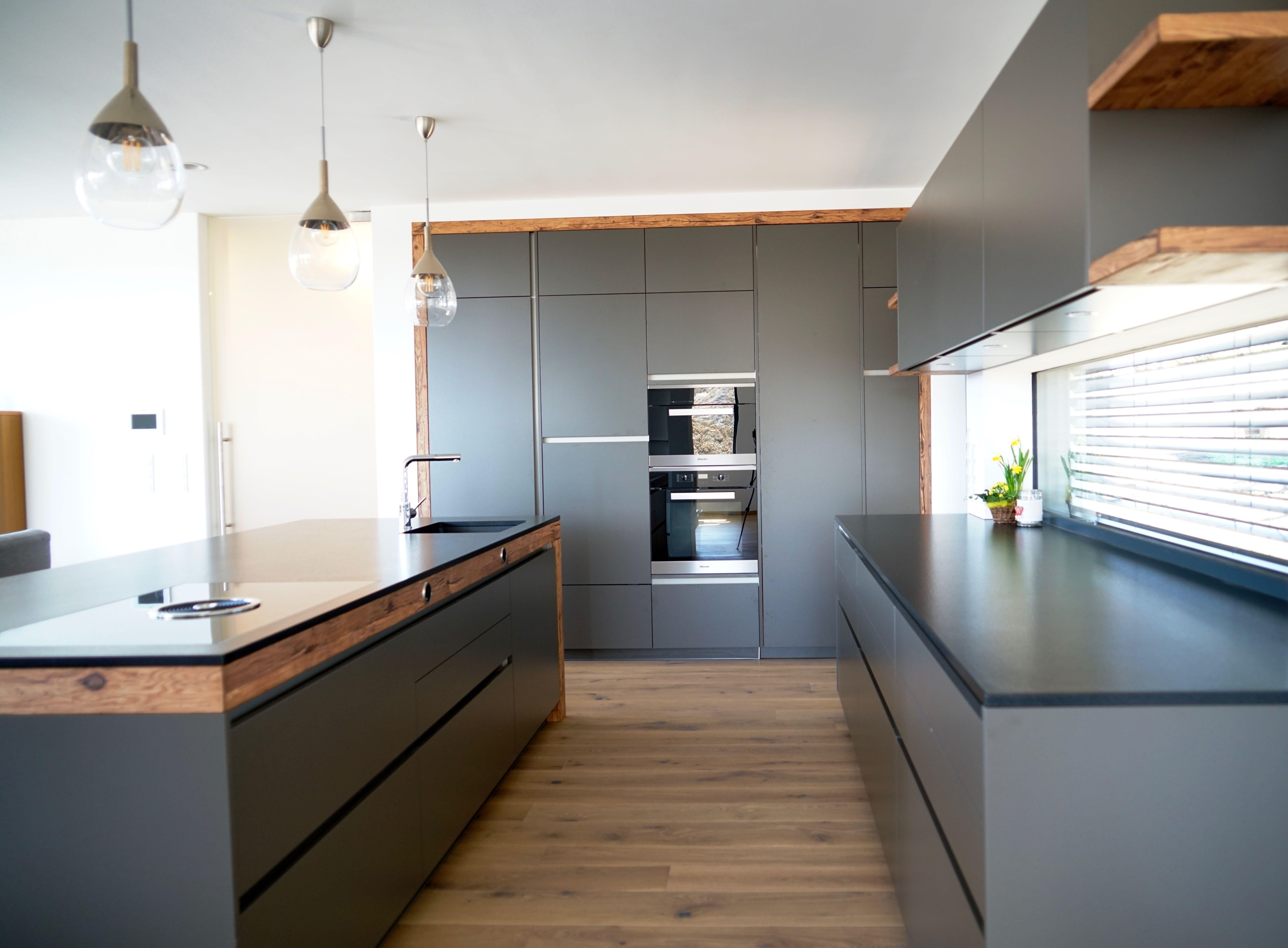 altholzküche in 2020 | moderne küche, küchen planung