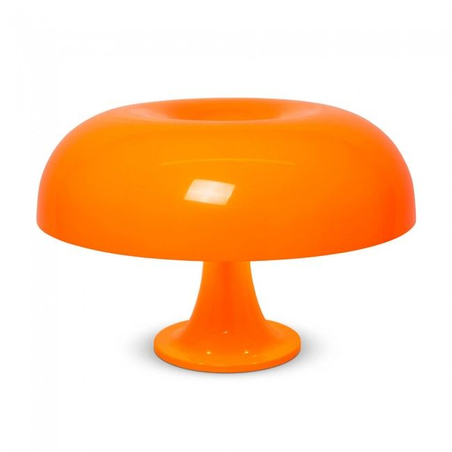 Retro giancarlo mattioli style nesso table lamp in orange retro giancarlo mattioli style nesso table lamp in orange aloadofball