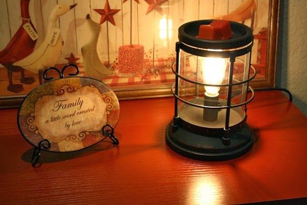 The Vintage Look With Scentsationals Edison Wax Warmer