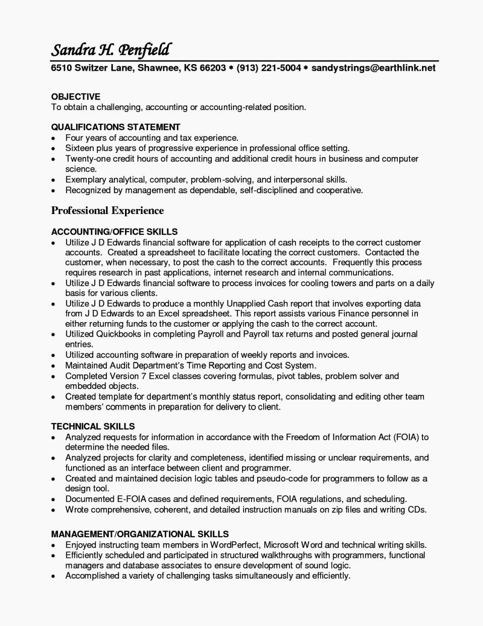 20 Account Receivable Clerk Resume in 2020 Job resume