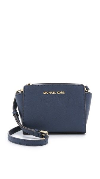 e556ad8a57 MICHAEL Michael Kors Selma Mini Messenger Bag