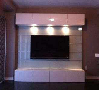 Bedroom Wall Units Ikea Tv Stands Led Tv Wall Mount Tv Wall