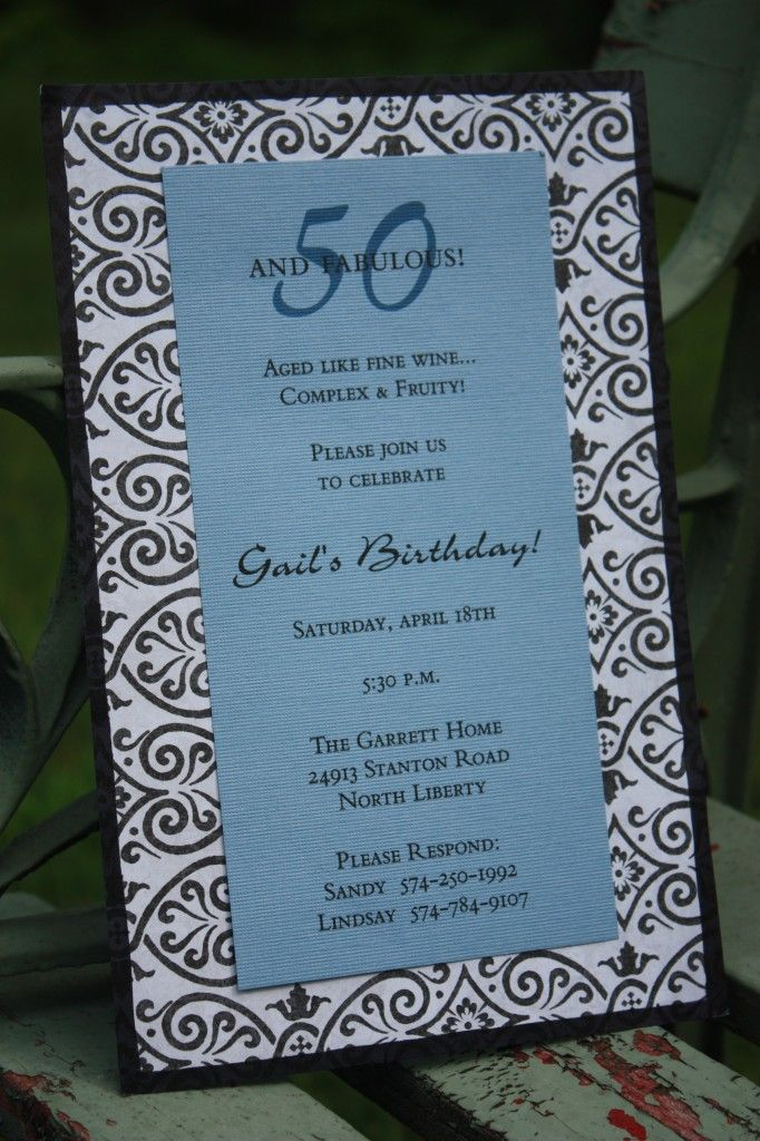 Words For Th Birthday Homemade Invitations Cards Party Also Best Card Making Images Ideas