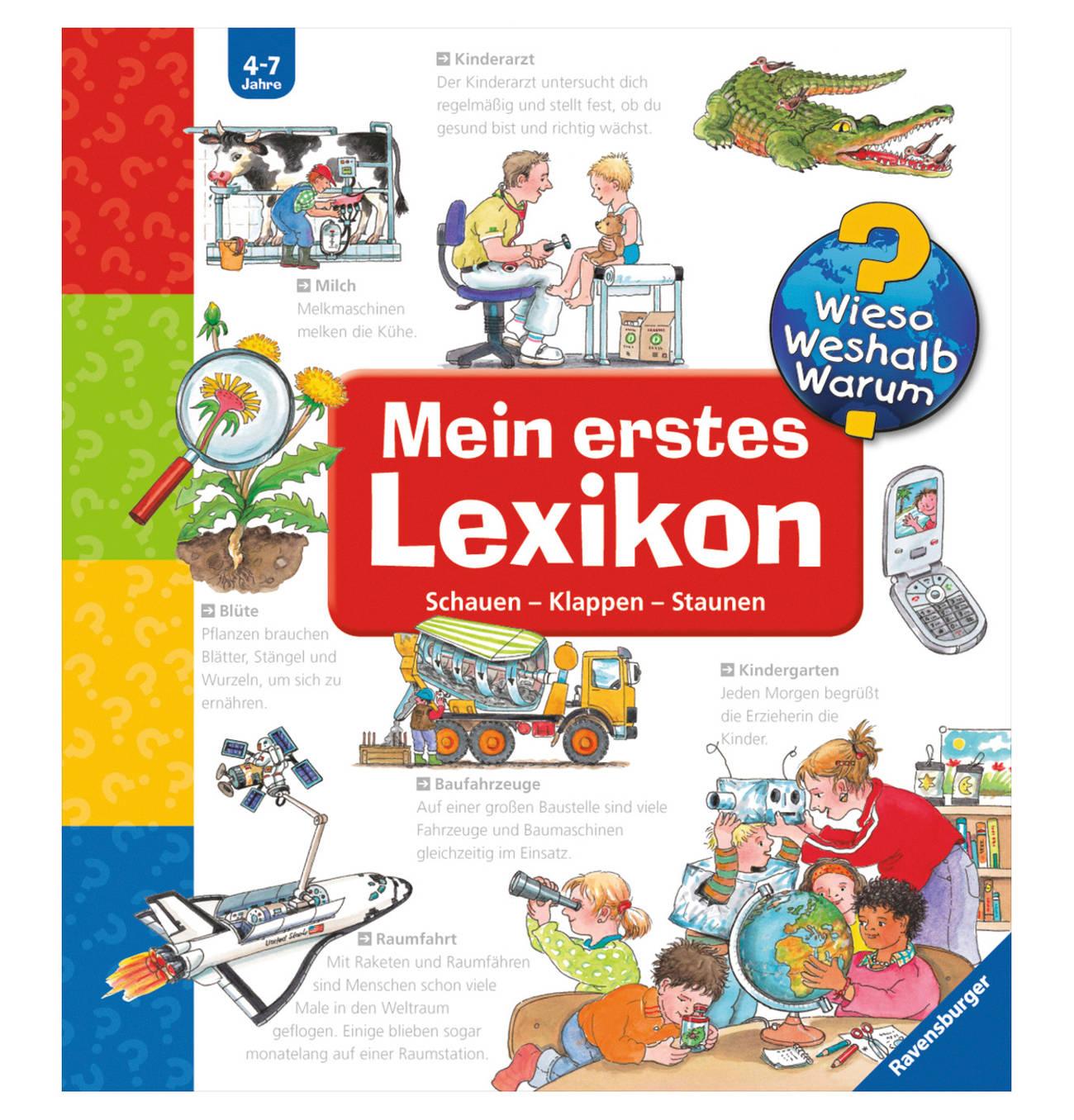 Mein Erstes Lexikon Kinder Kinderbucher Und Bucher