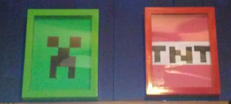 Minecraft shadow boxes