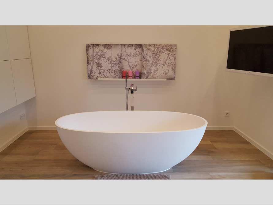 Badezimmer Wanne ~ Freistehende badewanne piemont badewanne freistehend