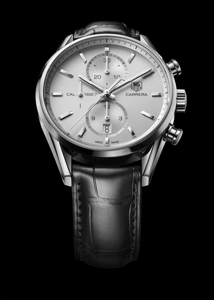 Tag Heuer Carrera 1887 Chronograph   Sweet Watches   Pinterest   Tag ... 0e64d8b693ac