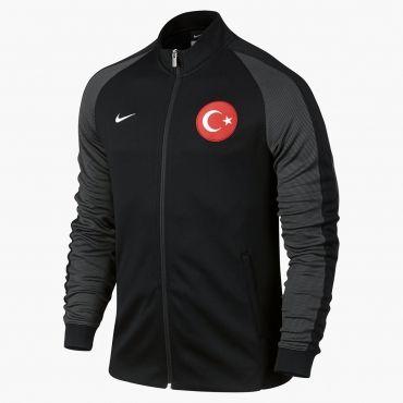 Nike Men's N98 Turkey Authentic Track Jacket White white