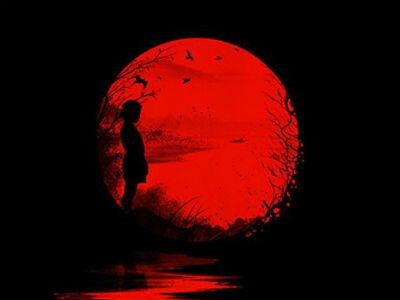 scary red blood - Google Search