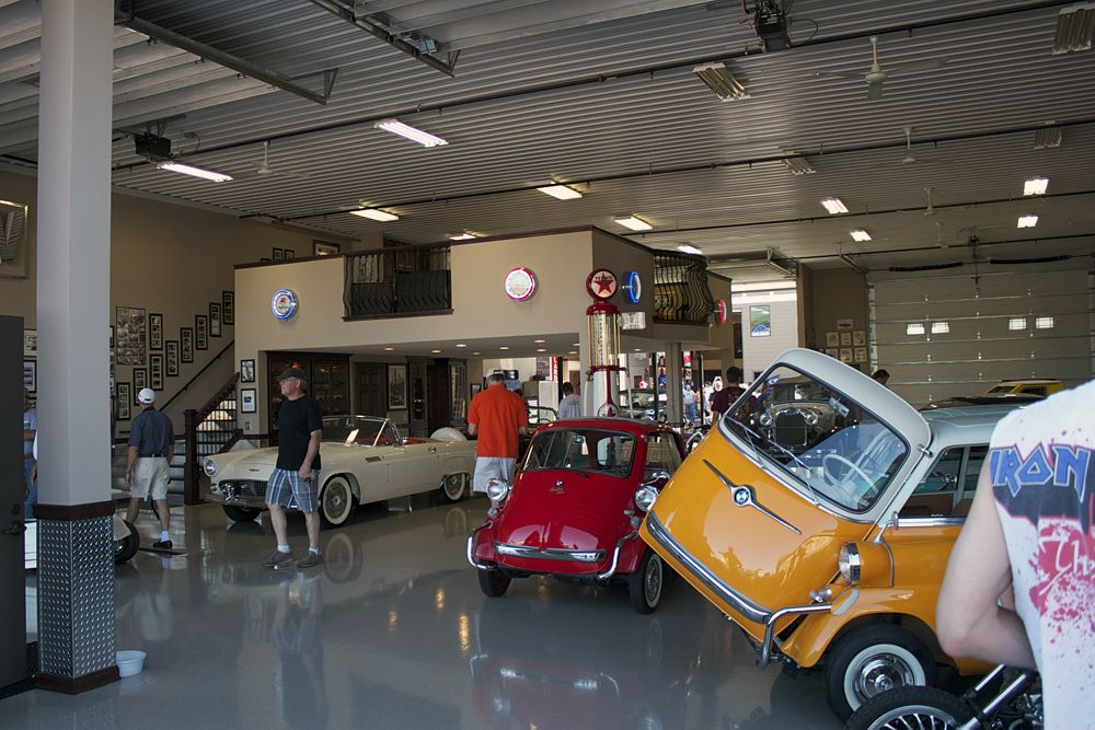 Man Cave Store Salisbury Nc : Airplane hangar lofts re: garage man cave pics