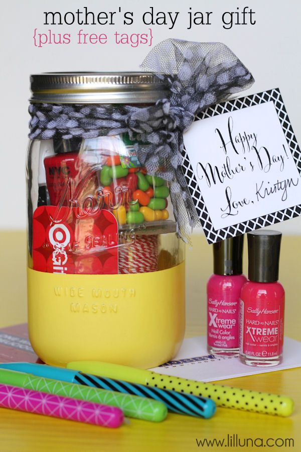 Jar Gift With Free Prints Jar Gifts Mason Jar Gifts Jar