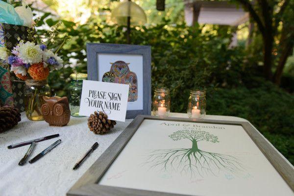 Oregon Garden Wedding By Amber Hempen Photography